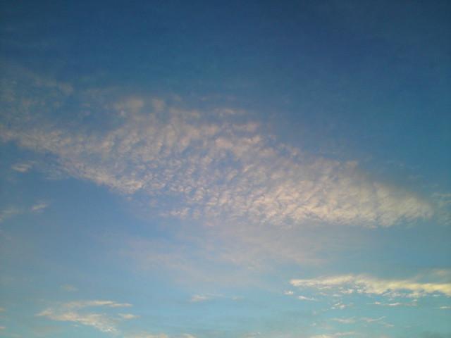 Светлое небо // Bright sky
