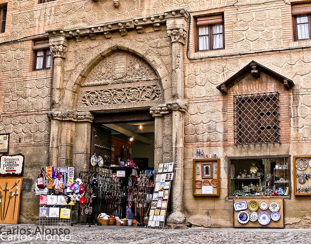 Artesonía de Toledo