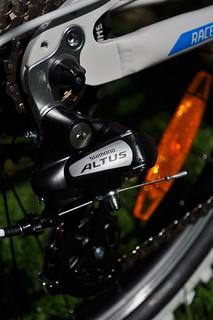 Cube 240 kids mountain bike