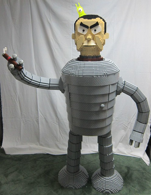 Richard Nixon in a Bender Suit