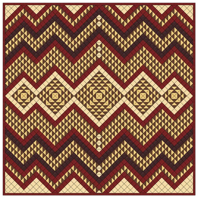 HST Navajo Blanket 3