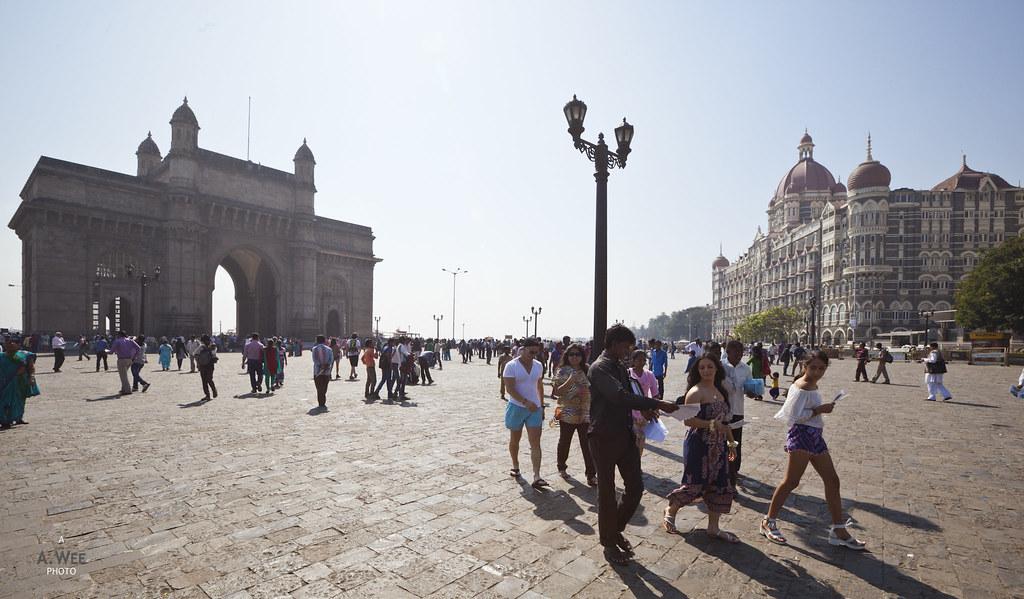 Gateway to India and Taj Mahal Hotel