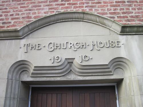 Church House, Stokesley 1910