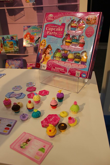 Disney products at Toy Fair 2014