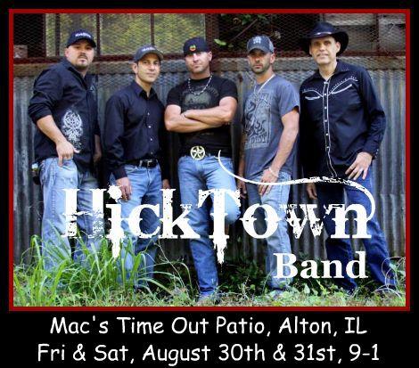 Hicktown 8-30, 8-31-13