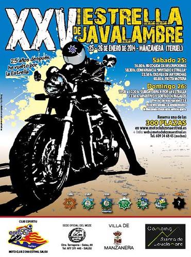 XXV Estrella de Javalambre