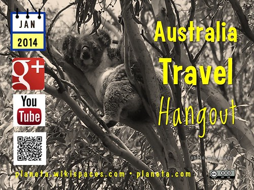 Australia Travel Hangout 01.2014
