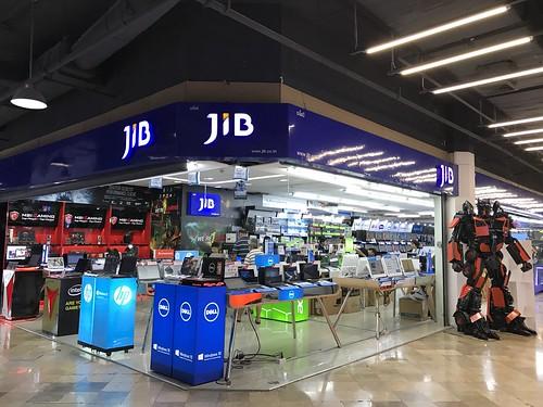 J.I.B. เต็มพันธุ์ทิพย์มาก