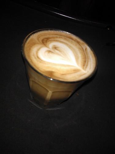 Soy latte #0002