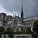 Notre Dame de Paris - Paris June 2013