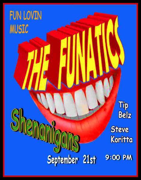 Funatics 9-21-13