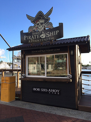 pirate booth