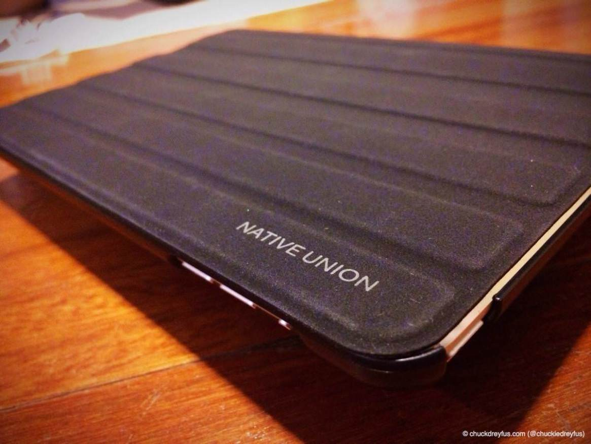 Native Union Gripster Wrap for the iPad Mini
