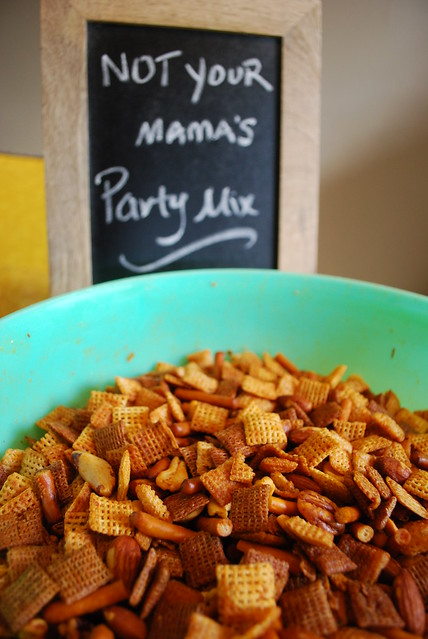 Not Your Mama's Party Mix