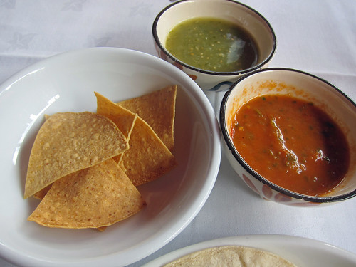 Chips and Salsas