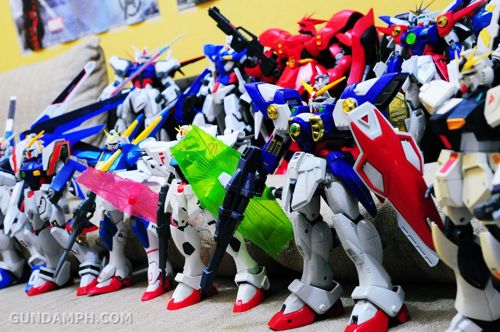 GundamPH 1-60 scale non-PG Gundam Kits and Figures Collection List (15)