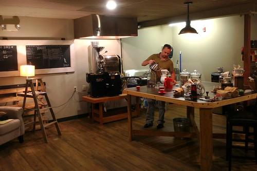 Raleigh Coffee Company