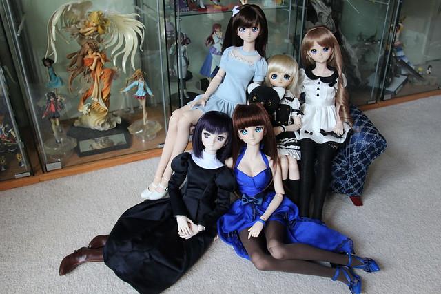 Volks Dollfie Dream Alice Kuonji Arrives