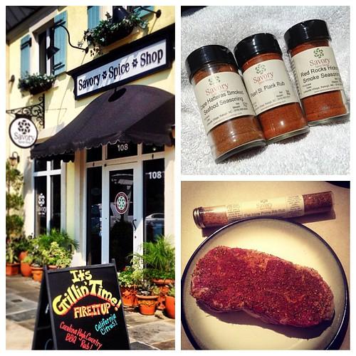 Best spice shop in Raleigh @savoryraleigh in Lafayette Village. #fathersdaygifts