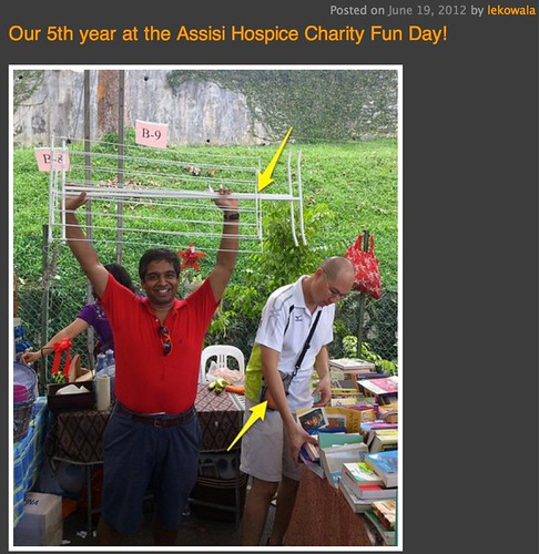 Our 5th year at the Assisi Hospice Charity Fun Day! | lekowala!