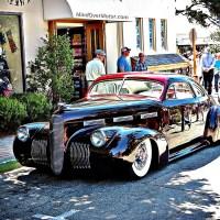Spotted! Cadillac Lasalle Scraper Hot Rod, Carmel, CA
