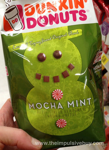 Dunkin' Donuts Mocha Mint Ground Coffee