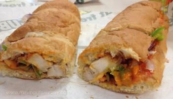 review subway pepperoni flatizza the impulsive buy