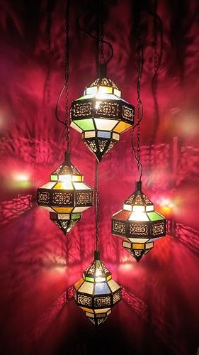 London lamps