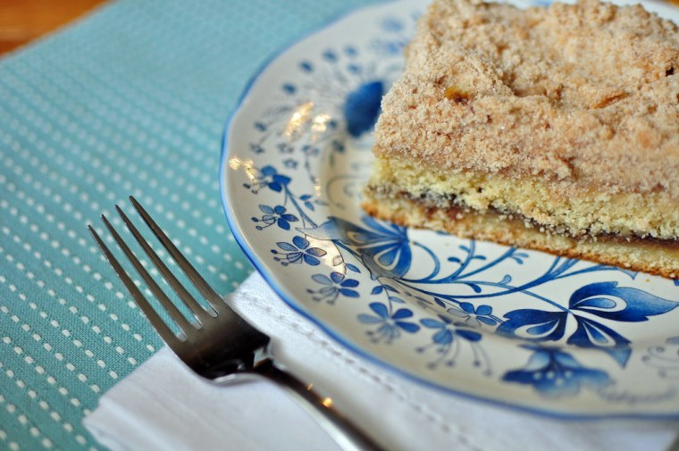 Double Crumb Coffee Cake 7