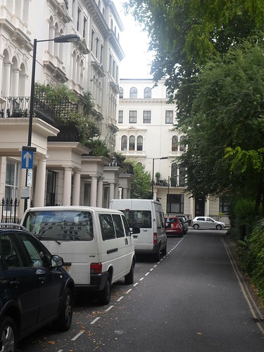 Kensington Garden Square - aka home for now