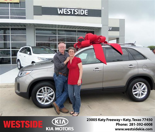 Happy Birthday to Robert W Wilpitz from Suliveras Wilfredo and everyone at Westside Kia! by Westside KIA