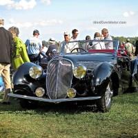 2013 Radnor Hunt Concours: 1938 Delahaye 135M Roadster Figoni et Falaschi