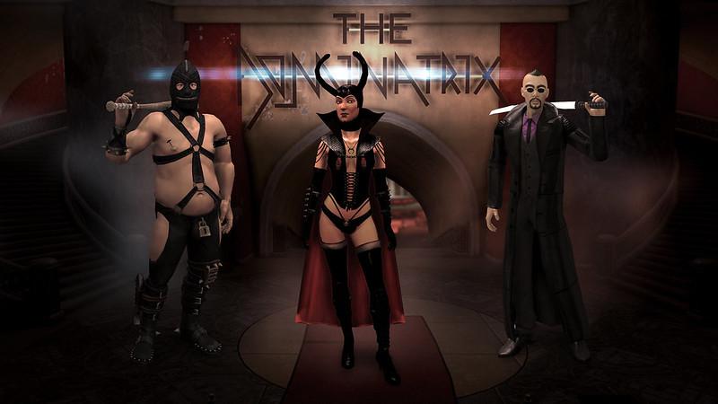 Saints Row IV - 'Enter The Dominatrix' DLC