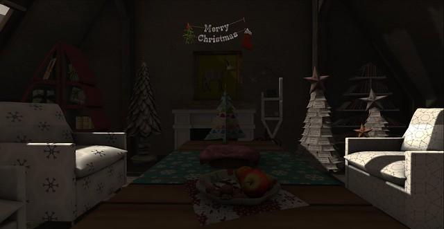 Christmas Attic 4
