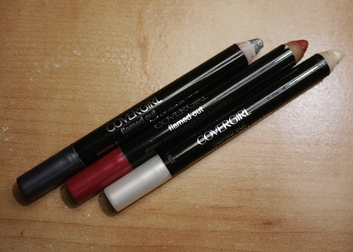 CoverGirl Flamed Out Shadow Pencils