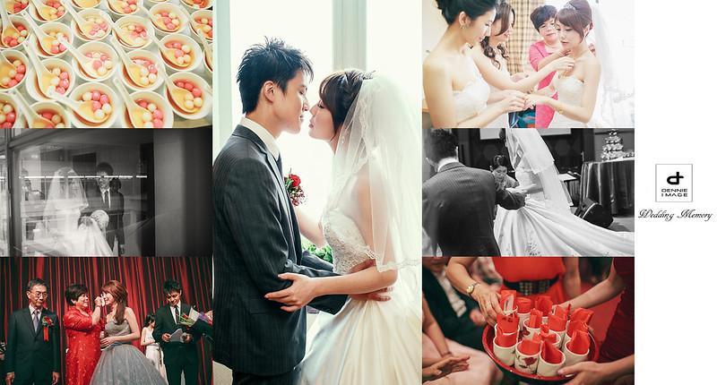 ▌Wedding ▌ 好的婚禮紀錄帶你上天堂 ‧ 完美組合婚攝Dennie + 婚錄吳小艾