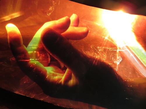 light fingered