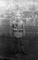 Soldier of the Königlich Württembergisches Reserve-Infanterie-Regiment Nr. 246