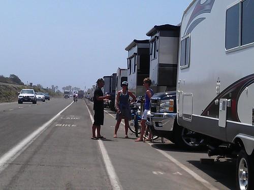 Approaching Ventura