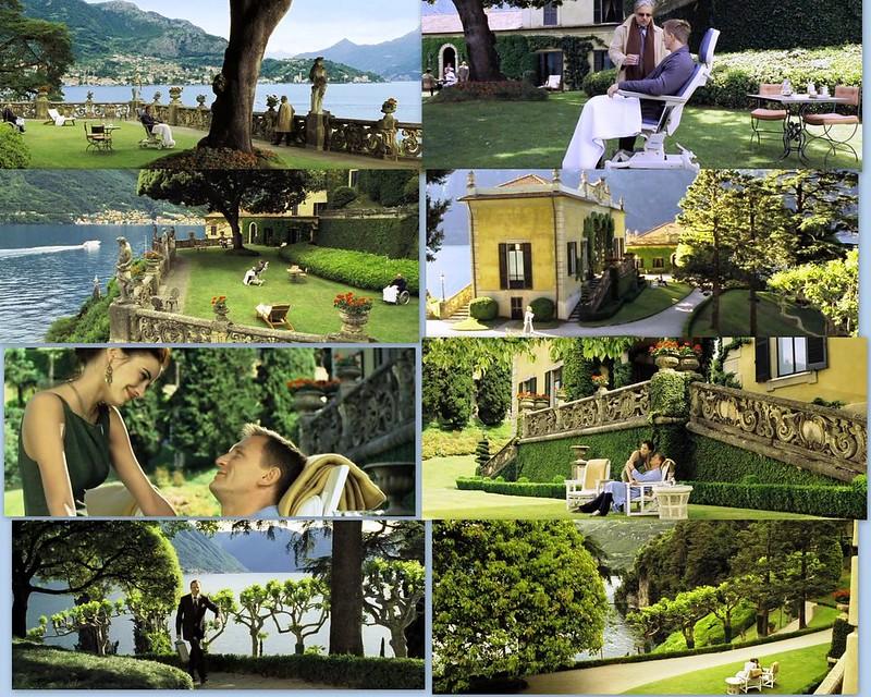 Villa Balbianello - Casino Royale