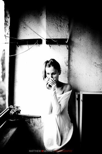 Leica M9 B&W Portrait by MatthewOsbornePhotography_