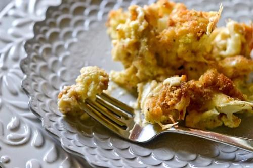Cauliflower Gratin-15