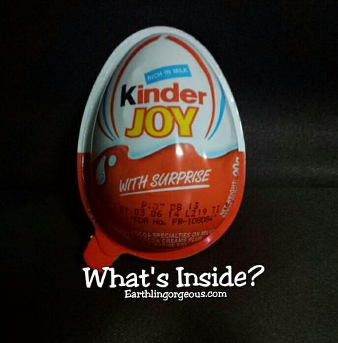 What's Inside a Kinder Joy