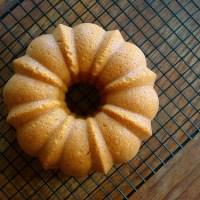 Pumpkin Mochi Bundt