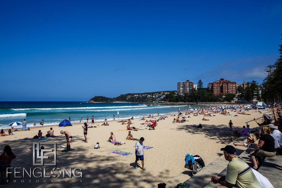 Manly Beach - Australia 2013