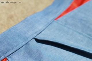 Alder Skirt Pleat - Swoodson Says