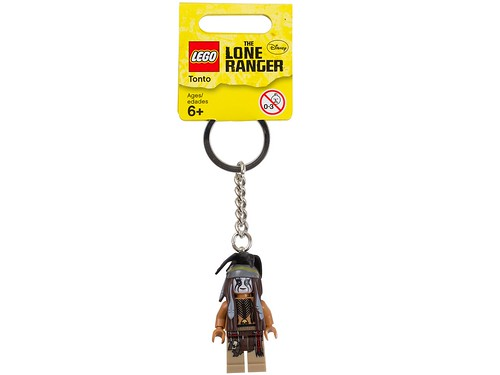 850663 The Lone Ranger Tonto Key Chain