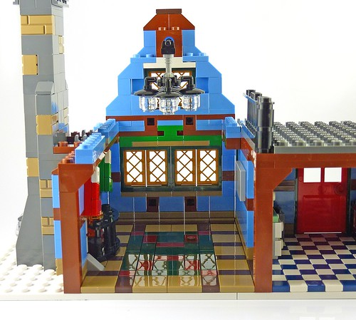 LEGO 10229 Winter Village Cottage b09