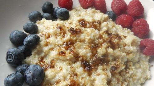 Quinoa Oatmeal 18
