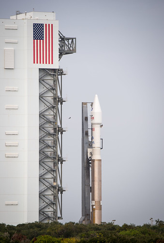 Atlas V MAVEN Roll Out (201311160001HQ)